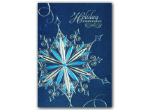 Crystal Pirouette Holiday Cards
